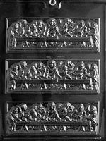 MOLDS - RELIGION - LAST SUPPER BAR - SMALL