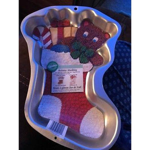 PAN - HOLIDAY STOCKING - Isn't Life Sweet