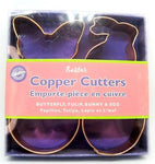 COOKIE CUTTER - EASTER - COPPER - MINI SET