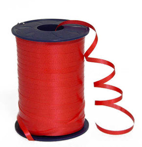 CURLING RIBBON - RED - 500 YDS