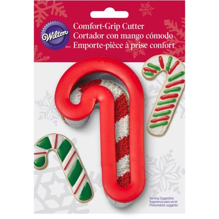 COOKIE CUTTER - CHRISTMAS - COMFORT GRIP - CANDY CANE