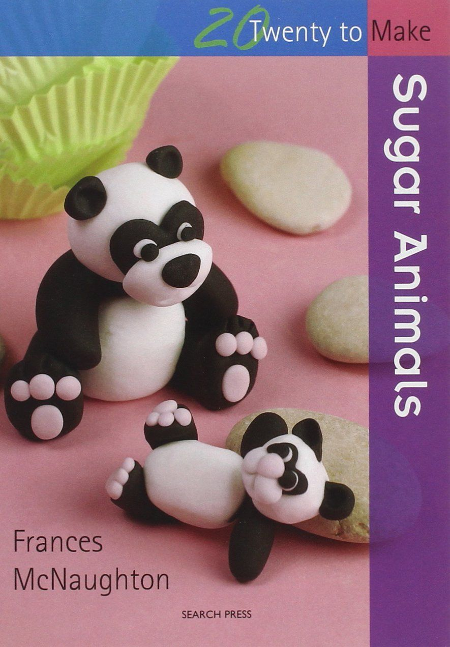 BOOKS - SUGAR ANIMALS