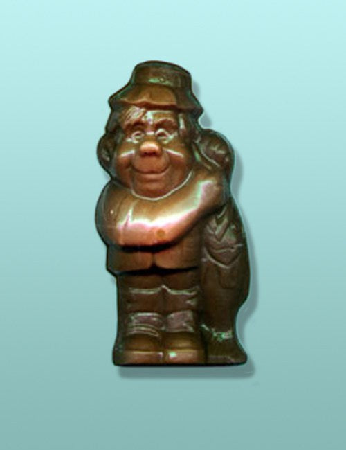 MOLDS - SPORTS - 3-D FISHERMAN