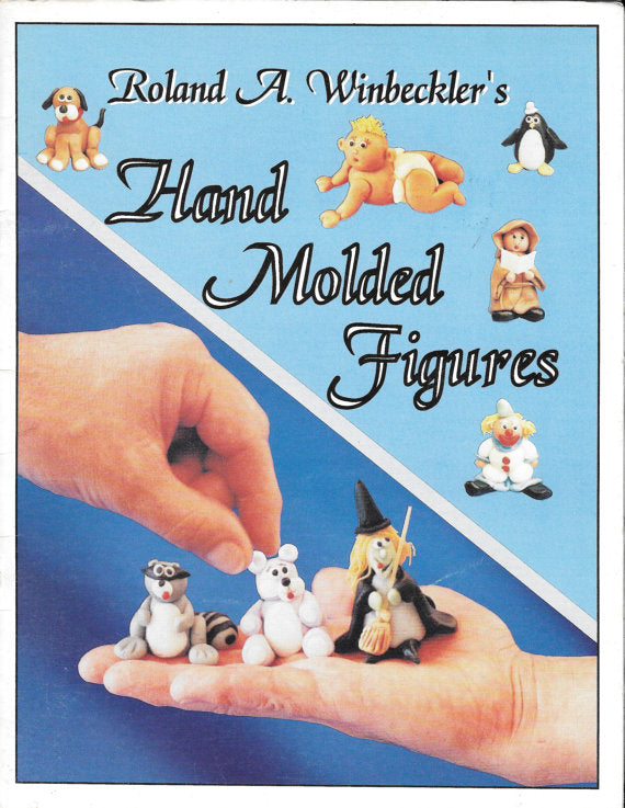BOOKS - HAND MOLDED FIGURES