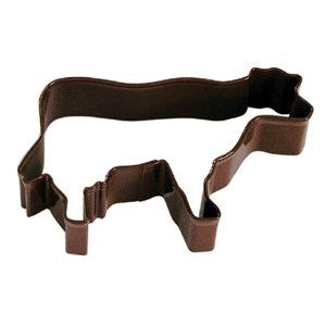 COOKIE CUTTER - ANIMAL - COW - BROWN