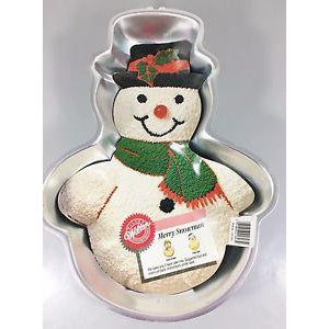 PAN - MERRY SNOWMAN - Isn't Life Sweet