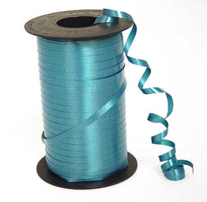 CURLING RIBBON - TEAL - 500 YDS