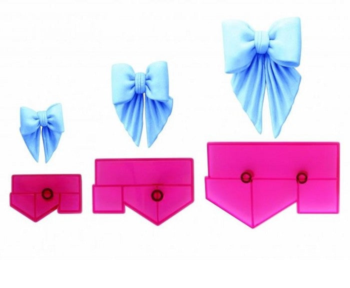 FONDANT - BOWS FOR DRAPES