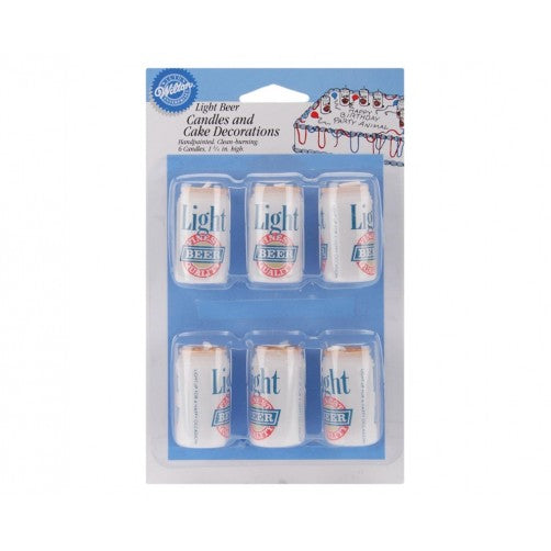 CANDLES - LIGHT BEER SET