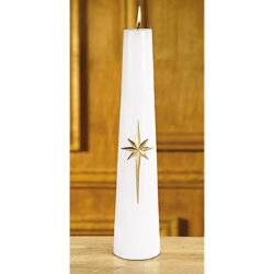 CHRIST CANDLE - BRIGHT MORNING STAR