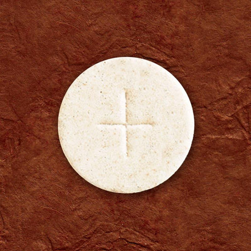 "ALTAR BREAD - COMMUNION HOST - 1-3/8 ""  WHITE"