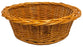 "Round Collection Baskets - 12"" Diameter"