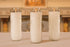 7 DAY BOTTLENECK SANCTUARY CANDLE  - 51% BEESWAX