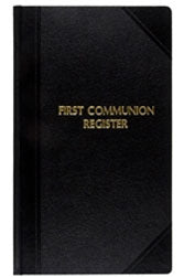 COMMUNION RECORD BOOK / REGISTER # 27