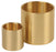 Candle Socket - Satin Brass