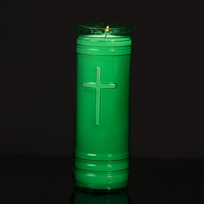 DEVOTIONAL CANDLE - P SERIES - 7 DAY