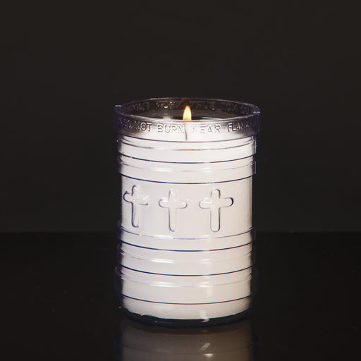 DEVOTIONAL CANDLE - P SERIES - 3 DAY