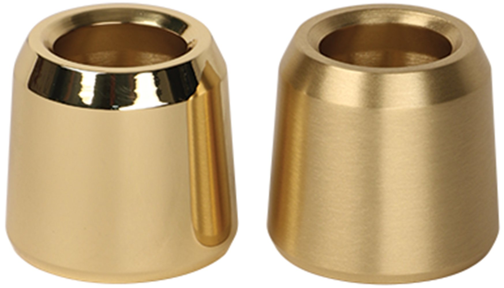 Candle Follower - Satin Brass