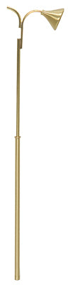 Telescoping Brass Candle Lighter