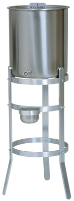 Holy Water Tank with Aluminum Stand