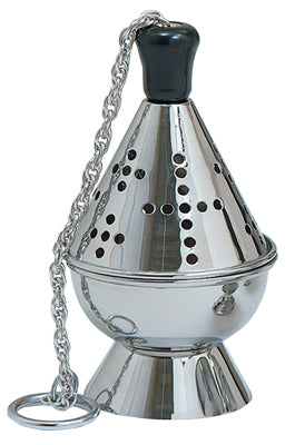Censer and Boat - Stainless Steel