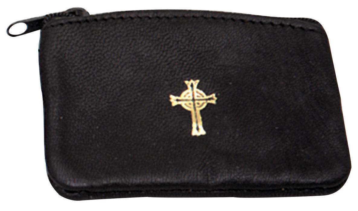 Zipper Rosary Case or Pyx Case