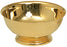 Baptismal or Lavabo Bowl - 24k Gold Plated