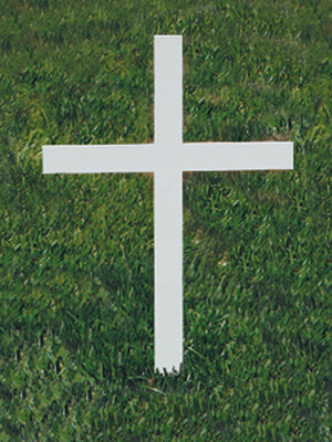 Miniature Memorial Cross