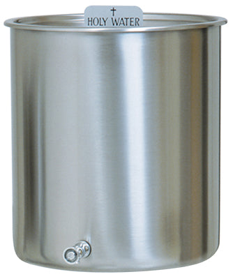 Stainless Steel Holy Water Tank