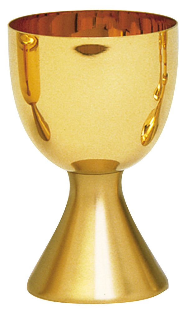 Chalice with 5-1⁄2˝ scale paten