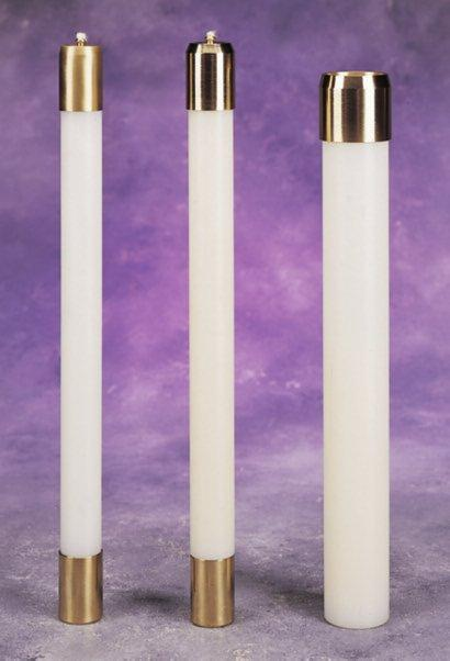 "7/8"" Refillable Liquid Candles"