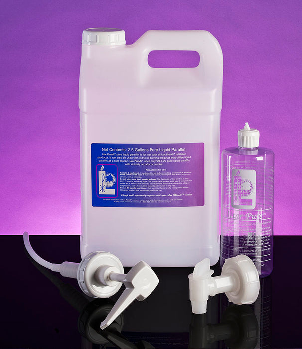 2-1/2 GALLON CONTAINER - LIQUID PARAFFIN