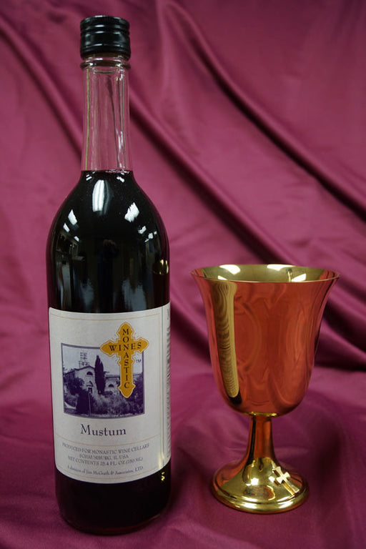 MUSTUM RED .750ml bottles - Case of 12 bottles