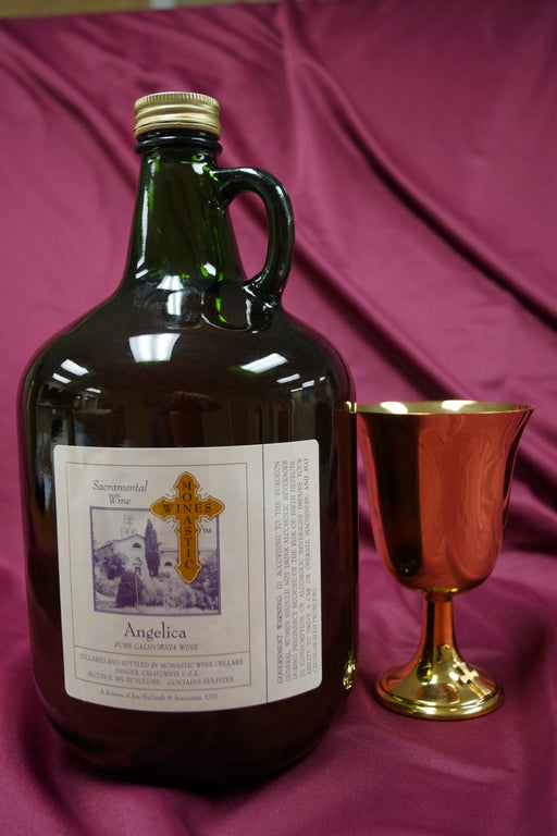 MONASTIC ANGELICA 3liter Jugs - Case of 4 Jugs
