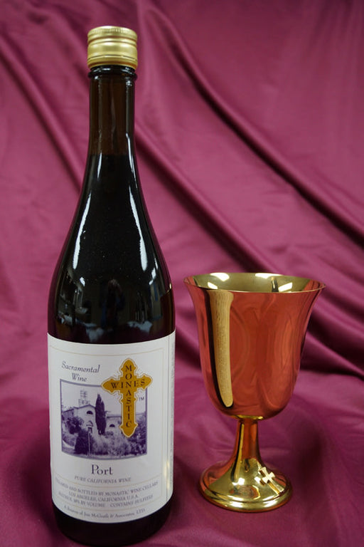 MONASTIC  PORT .750ml bottles - Case of 12 bottles