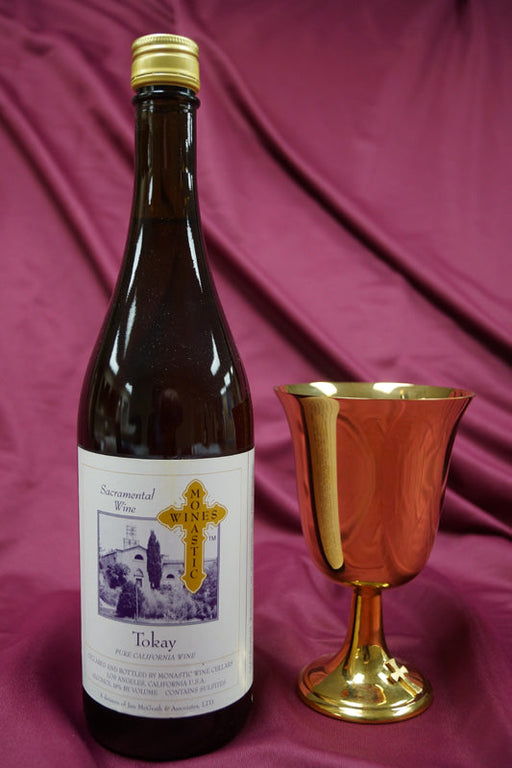 MONASTIC  TOKAY .750ml bottles - Case of 12 bottles