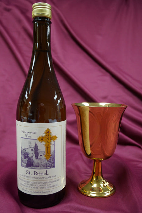 MONASTIC ST. PATRICK .750ml bottles - Case of 12 bottles