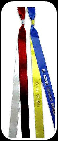 Ribbons - Imprinted for Graduation