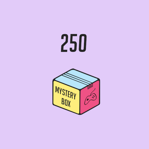 Mystery Box Gaming 250