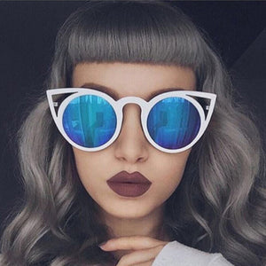 Vintage Cat Eye Shades