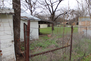SOLD! Investment Property - Large Corner Lot with Old Home & Mobile Home In Goldthwaite Texas