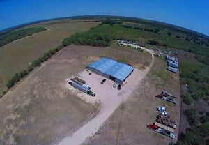 14,000+/- Sq Ft Warehouse on 11+/- Acres in Brown County