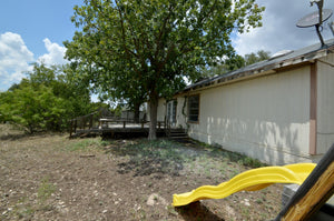 4 Bedroom 2 Bath Home on Lakeview Dr.  Brady Texas