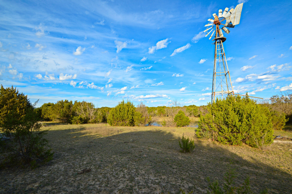 "SOLD! ""Little piece of Heaven""  308+/- Acres with Home in Lampasas County , Texas"