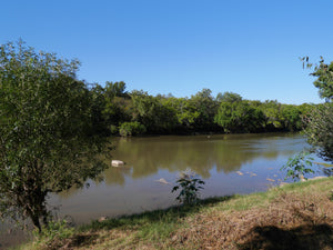 SOLD!   6+/- Acres on the Colorado River