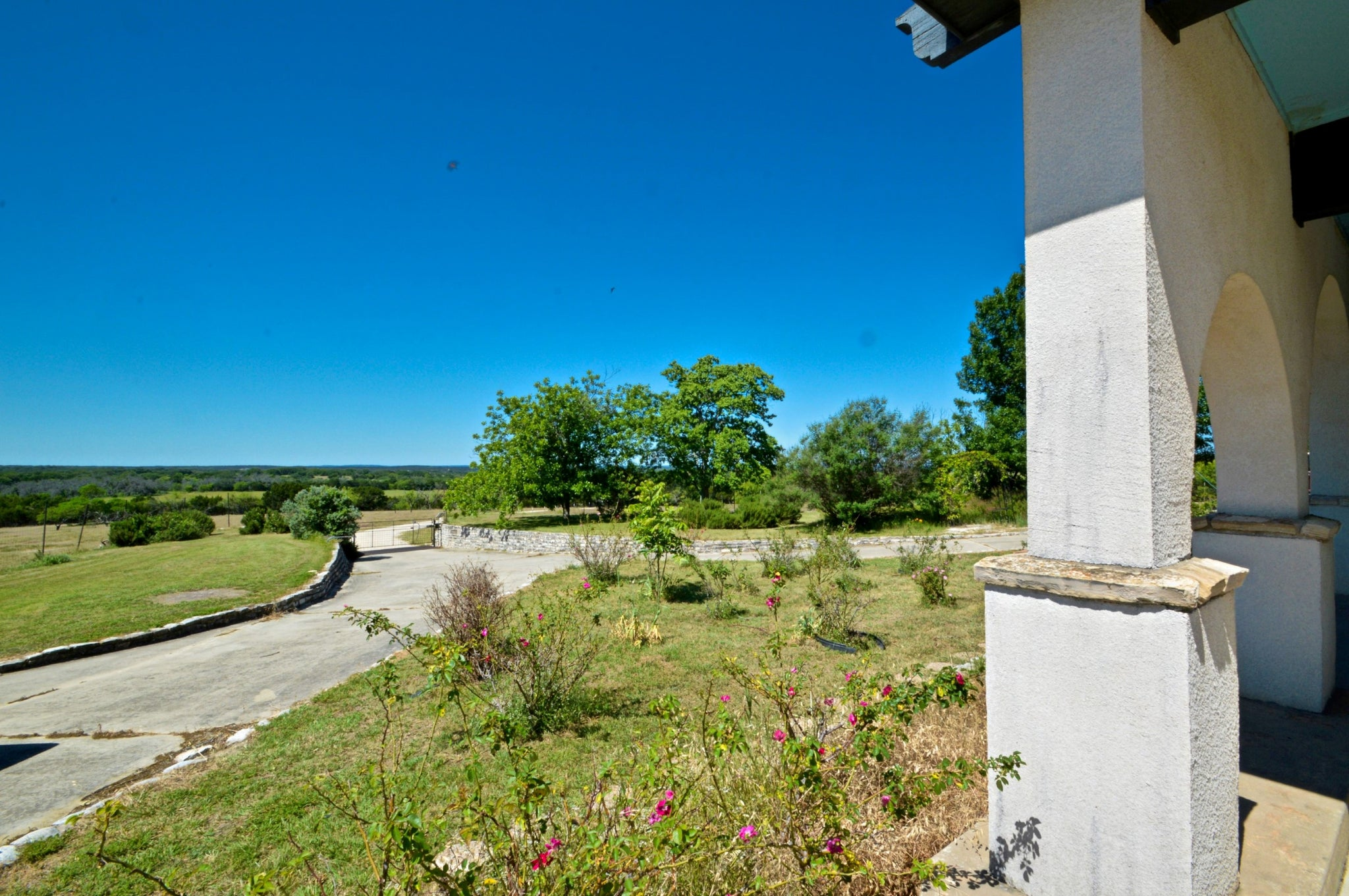 "SOLD!  ""Hacienda Estate""  Beautiful Home on 28+/- Acres in Lampasas County, Texas"