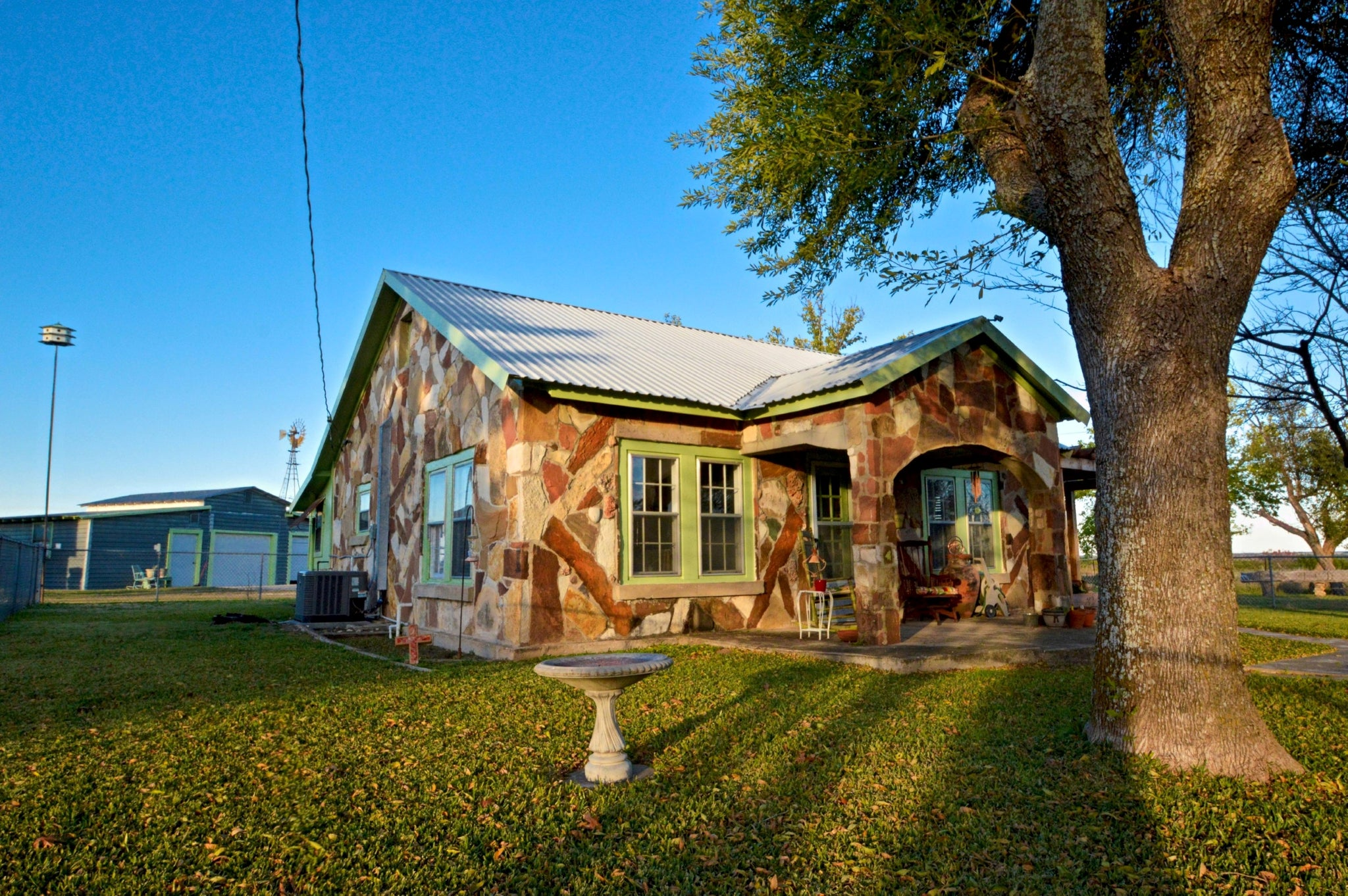 "SOLD!  ""Quaint Country Cottage""  in Lampasas County, Texas"