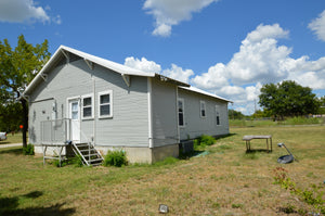 SOLD!   Nice 3 Bed 2 Bath Home in Lampasas County, Texas