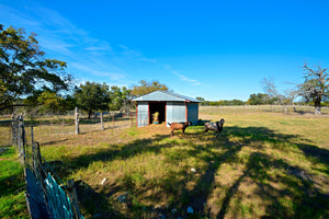 "SOLD!   ""Flying S Ranch"" 4 Bed 2 Bath Brick Home on 14+/- Acres in Burnet County, Texas"