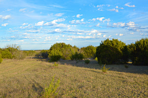 "CONTRACT PENDING! ""Little piece of Heaven""  308+/- Acres with Home in Lampasas County , Texas"